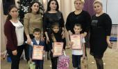 """Награждение победителей конкурса """"Подарок ветеранам"""""""